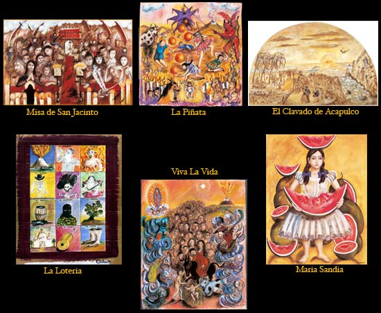 peintures  u00ab cristina rubalcava